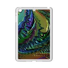 Fractal Art Background Image Ipad Mini 2 Enamel Coated Cases