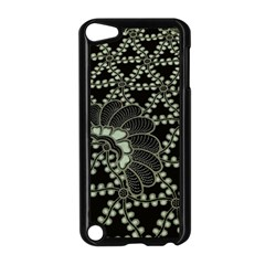 Batik Traditional Heritage Indonesia Apple Ipod Touch 5 Case (black)