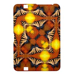 Dancing Butterfly Kaleidoscope Kindle Fire Hd 8 9