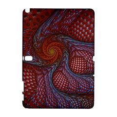 Fractal Red Fractal Art Digital Art Galaxy Note 1