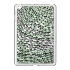 Art Design Style Decorative Apple Ipad Mini Case (white)