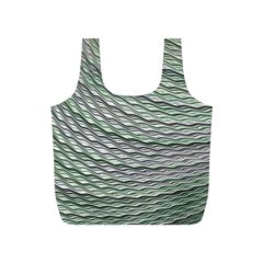 Art Design Style Decorative Full Print Recycle Bags (s)