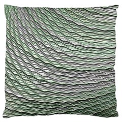 Art Design Style Decorative Standard Flano Cushion Case (two Sides)