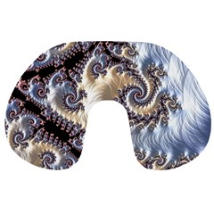 Fractal Art Design Fantasy 3d Travel Neck Pillows