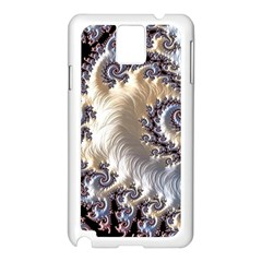 Fractal Art Design Fantasy 3d Samsung Galaxy Note 3 N9005 Case (white)