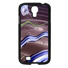 Art Design Decoration Card Color Samsung Galaxy S4 I9500/ I9505 Case (black)