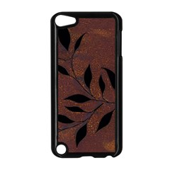 Texture Pattern Background Apple Ipod Touch 5 Case (black)