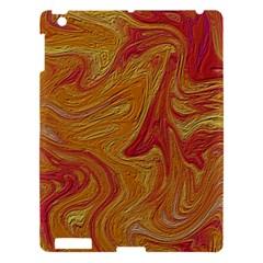 Texture Pattern Abstract Art Apple Ipad 3/4 Hardshell Case