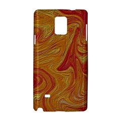 Texture Pattern Abstract Art Samsung Galaxy Note 4 Hardshell Case