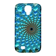 Fractal Art Design Pattern Samsung Galaxy S4 Classic Hardshell Case (pc+silicone)