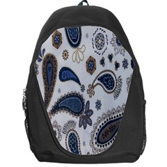 Pattern Embroidery Fabric Sew Backpack Bag