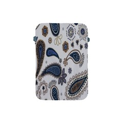 Pattern Embroidery Fabric Sew Apple Ipad Mini Protective Soft Cases