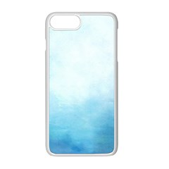 Ombre Apple Iphone 8 Plus Seamless Case (white)
