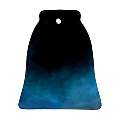 Ombre Bell Ornament (two Sides)