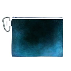 Ombre Canvas Cosmetic Bag (l)