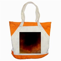 Ombre Accent Tote Bag