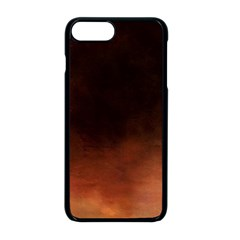 Ombre Apple Iphone 8 Plus Seamless Case (black)