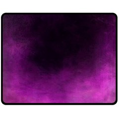 Ombre Double Sided Fleece Blanket (medium)