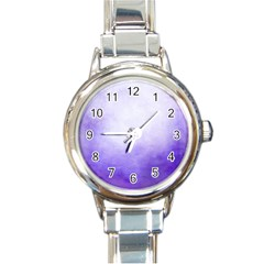 Ombre Round Italian Charm Watch
