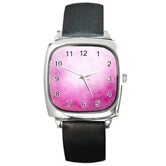 Ombre Square Metal Watch