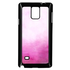 Ombre Samsung Galaxy Note 4 Case (black)