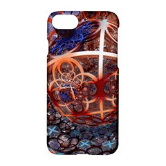 Complexity Chaos Structure Apple Iphone 8 Hardshell Case