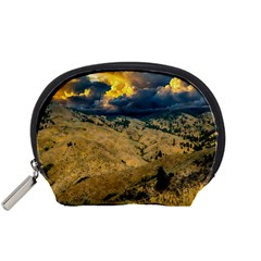 Hills Countryside Landscape Nature Accessory Pouches (small)