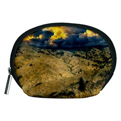 Hills Countryside Landscape Nature Accessory Pouches (medium)