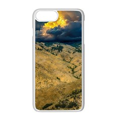 Hills Countryside Landscape Nature Apple Iphone 8 Plus Seamless Case (white)
