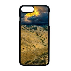 Hills Countryside Landscape Nature Apple Iphone 8 Plus Seamless Case (black)