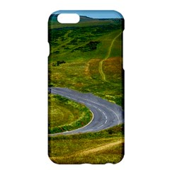 Cliff Coast Road Landscape Travel Apple Iphone 6 Plus/6s Plus Hardshell Case