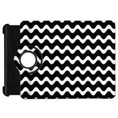 Wave Pattern Wavy Halftone Kindle Fire Hd 7