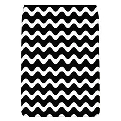 Wave Pattern Wavy Halftone Flap Covers (s)