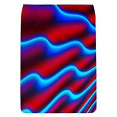 Wave Pattern Background Curve Flap Covers (s)