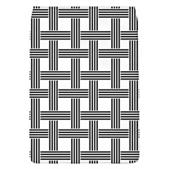 Seamless Stripe Pattern Lines Flap Covers (l)