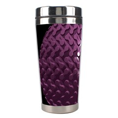 Sphere 3d Geometry Math Design Stainless Steel Travel Tumblers