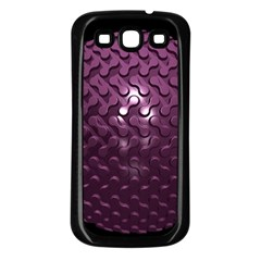 Sphere 3d Geometry Math Design Samsung Galaxy S3 Back Case (black)