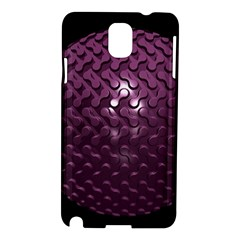 Sphere 3d Geometry Math Design Samsung Galaxy Note 3 N9005 Hardshell Case