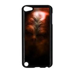 Monster Demon Devil Scary Horror Apple Ipod Touch 5 Case (black)