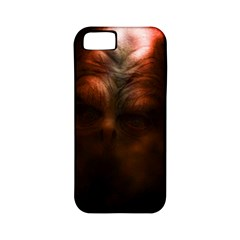 Monster Demon Devil Scary Horror Apple Iphone 5 Classic Hardshell Case (pc+silicone)