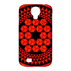 Geometry Maths Design Mathematical Samsung Galaxy S4 Classic Hardshell Case (pc+silicone)
