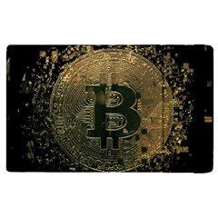 Bitcoin Cryptocurrency Blockchain Apple Ipad 3/4 Flip Case