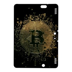 Bitcoin Cryptocurrency Blockchain Kindle Fire Hdx 8 9  Hardshell Case