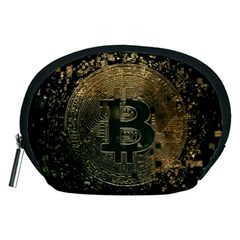 Bitcoin Cryptocurrency Blockchain Accessory Pouches (medium)