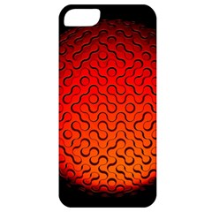 Sphere 3d Geometry Structure Apple Iphone 5 Classic Hardshell Case