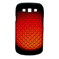 Sphere 3d Geometry Structure Samsung Galaxy S Iii Classic Hardshell Case (pc+silicone)