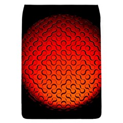 Sphere 3d Geometry Structure Flap Covers (l)