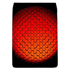 Sphere 3d Geometry Structure Flap Covers (s)