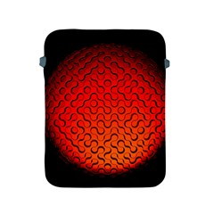 Sphere 3d Geometry Structure Apple Ipad 2/3/4 Protective Soft Cases