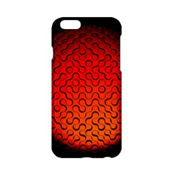 Sphere 3d Geometry Structure Apple Iphone 6/6s Hardshell Case